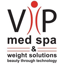 VIP Med Spa & Weight Solutions - Hurst Logo