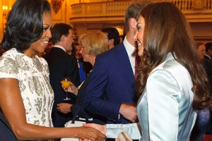HSP How Do Kate Middleton and Michelle Obama Achieve Their Flawless Looks